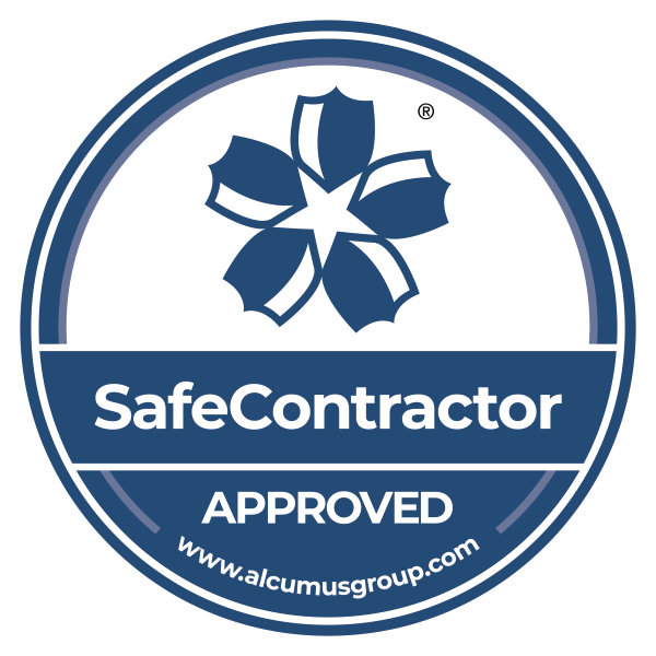 Alcumus Approved Safe Contractor Logo